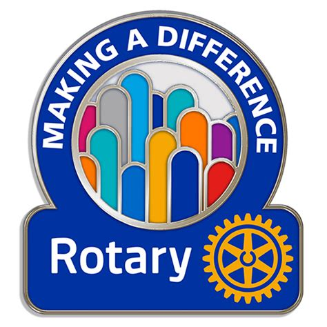 Image result for rotary logo 2018