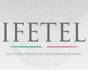 Resultado de imágenes de logo del Instituto Federal de Telecomunicaciones (Ifetel)