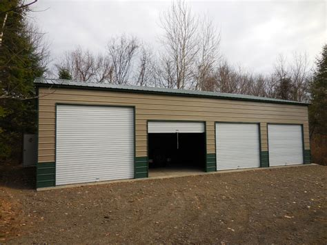 building garages and carports joe s carports and metal buildings mechanicville ny