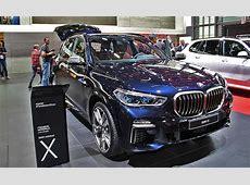 BMW X5 G05 2018 Preis & technische Daten