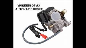 How Does An Automatic Choke Or Electric Choke Work