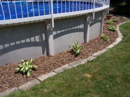 landscape edging ideas ideas  landscaping backyard