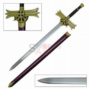 Seraph of the End Replica Mikaela Hyakuya Polished Carbon ...