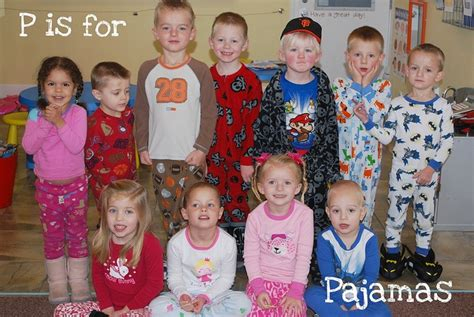 preschool pajama party pajama day preschool pajama day pajama day 838