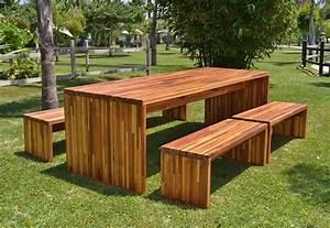 Wooden, Outdoor, Furniture, To, Enjoy, The, Sun, U2013, Carehomedecor