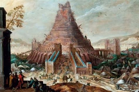 Tower of Babel Story