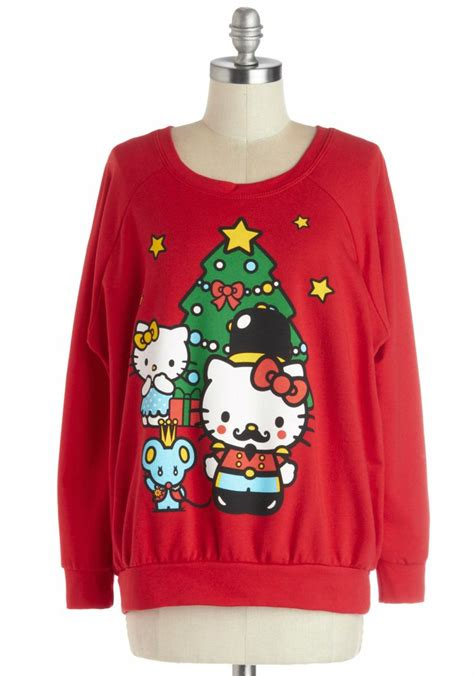 hello sweater hello sweatshirt holidays