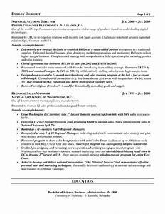 building materials sales resume