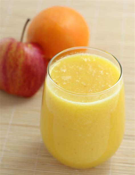 Apple Orange Juice Recipe - Tantalizingly Fresh and ...