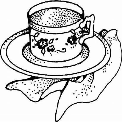 Teacup Drawing Getdrawings