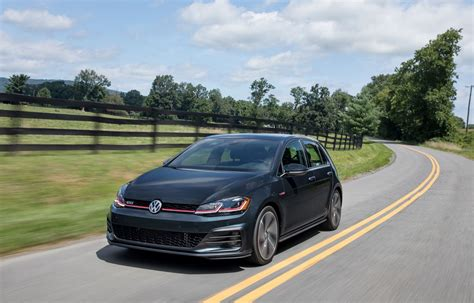 2018 Vw Golf Gti, R, Wagon And Hatch Get Pricing And