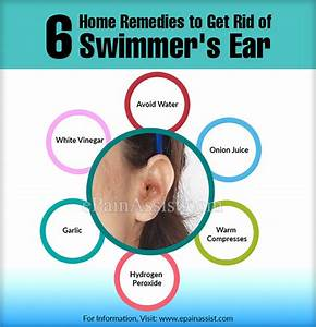 6 Home Remedies To Get Rid Of Swimmer U0026 39 S Ear
