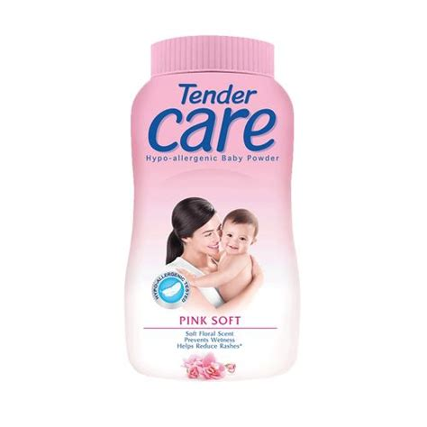 Tender Care Pink Soft Hypo-Allergenic Baby Powder Reviews ...