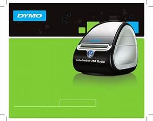 Dymo Labelwriter 450 Quick Start Guide