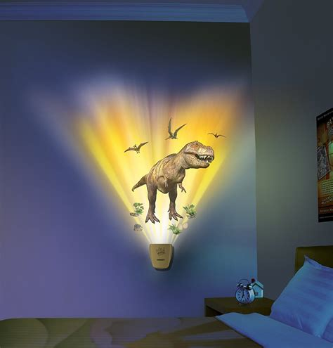 Dinosaur Light And Sound Wall Didnt Know I Wanted That