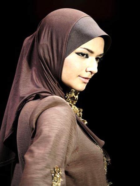 winter fashion beautiful hijab fashion style