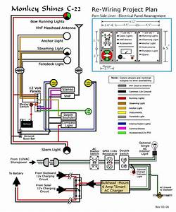 Catalina 22 Wiring Diagram