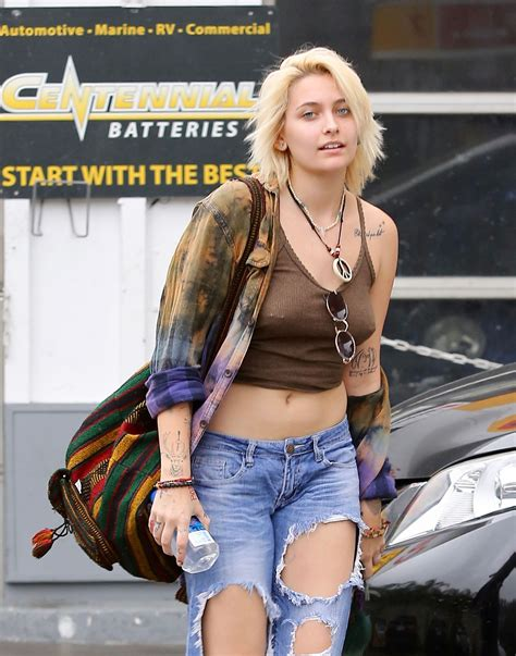 Paris Jackson Seethrough Photos The Fappening Leaked