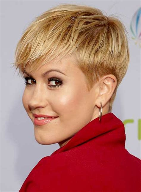 Layered Pixie Hairstyles by 100 Best Pixie Cuts Pixie Cuts