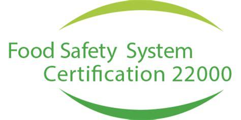 fssc food safety system certification  pishchevaya