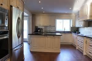 Kitchen Backsplash Toronto Toronto Thornhill Custom Classic Kitchen Design