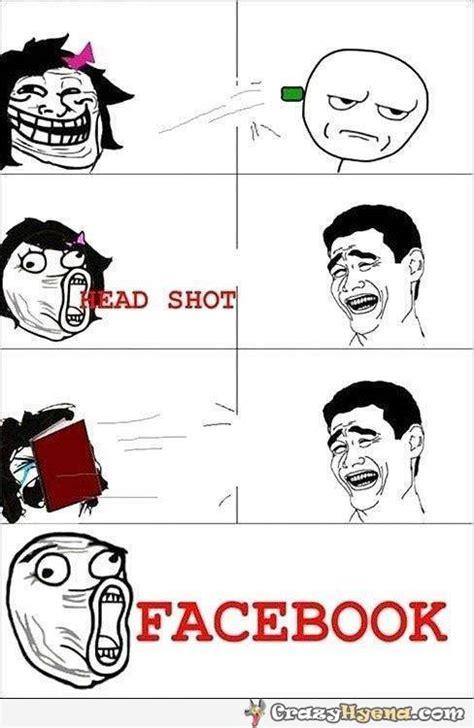 Meme Comic Facebook - funny meme face comic head shot facebook