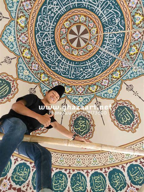 gambar kubah asmaul husna masjid lamongan telp wa