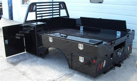 flatbed beds aluminum rs