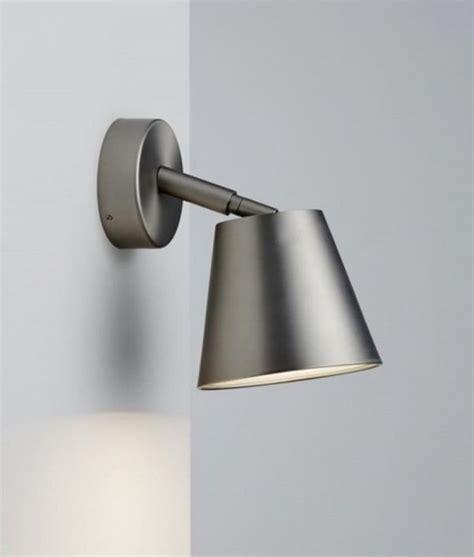 led metal adjustable wall light ip44