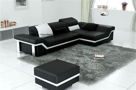 salon canapé d angle canape d angle cuir salon naples 4 canape d 39 angle