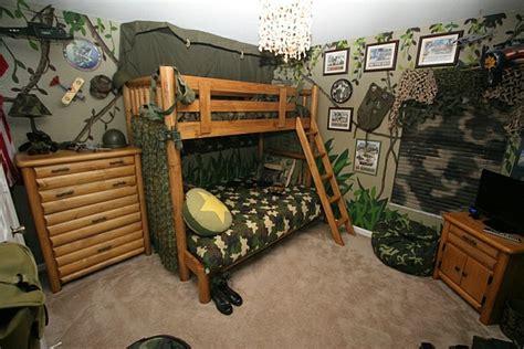 Camo Bedroom Ideas by Dekorationsideen F 252 R Das Kinderzimmer Eines Jungen
