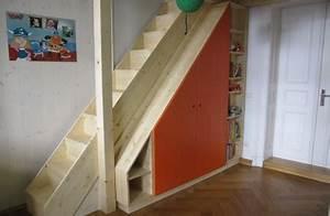 Treppe Zum Dachboden Nachträglich Einbauen : hochbett im kinderzimmer dein tischler in leipzig dein tischler in leipzig ~ Orissabook.com Haus und Dekorationen