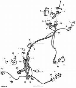 Wiring Diagram  31 John Deere 140 Parts Diagram