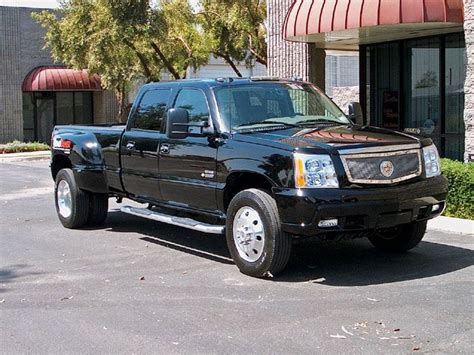 Cadillac Escalade Front Clip by 2005 Chevrolet 3500 Hd Dualie Cadillac Escalade Front
