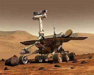 NASA enviará para Marte em 2011 robô (MSL) muito maior que ...