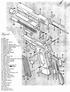1911 Cutaways