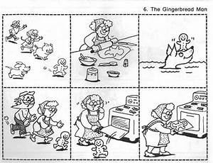 gingerbread man coloring pages 9 rock around the With gingerbread man story map template