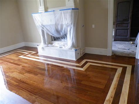 Decorating Ideas Leftover Wallpaper Border by Hardwood Floor Designs Borders With White Border In