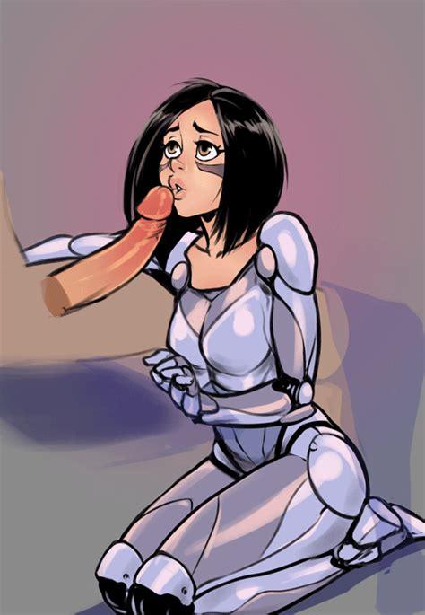 Image 3016163 Alita Battleangelalita Izra Animated