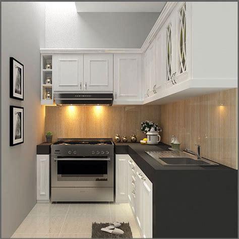 desain interior dapur minimalis sederhana  kecil
