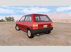 Fiat Uno v01 para BeamNG Drive