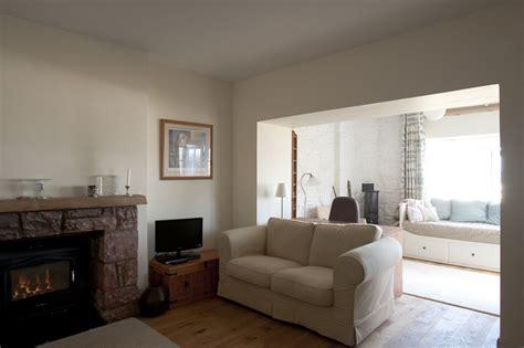 Living Room And Snug  Seaside Cottage