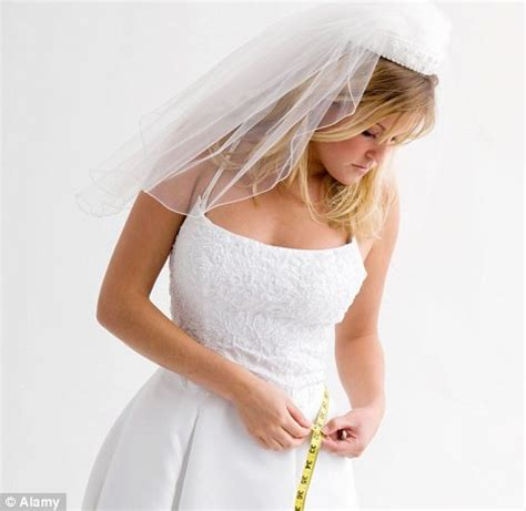 Bridal Fat Trap Pressure To Diet Before A Wedding Can