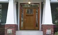 therma tru fiberglass doors FIBERGLASS ENTRY DOORS - THERMA-TRU® from Doors for Builders, Inc. | Solid Wood Interior Doors ...