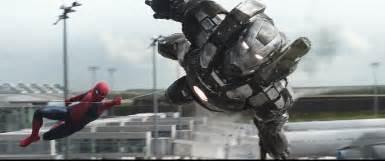 Image - Spider-Man War Machine Captain America Civil War.jpg | Marvel ...