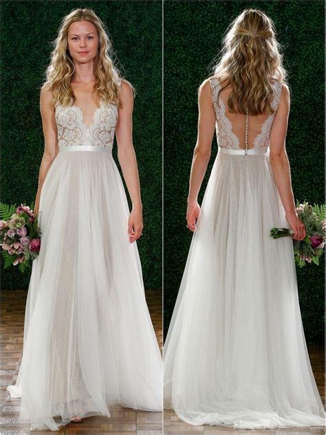 15 Must See Simple Beach Wedding Dresses Pins Beach