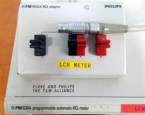 fluke cl meter 계측기 장터 판매완료 fluke philips pm6304 lcr meter