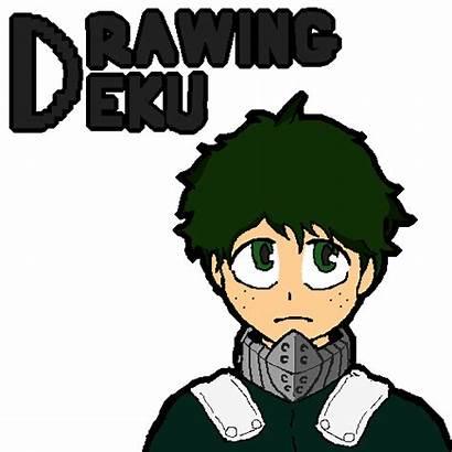 Deku Draw Pixilart Boi