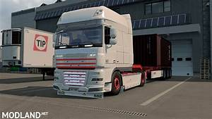 Daf Xf 105 : improved daf xf 105 v 1 4 mod for ets 2 ~ Kayakingforconservation.com Haus und Dekorationen