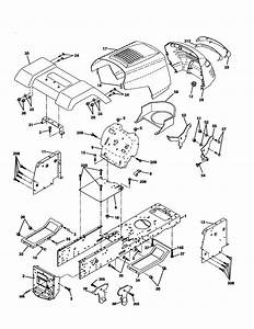Rally Tractor Parts